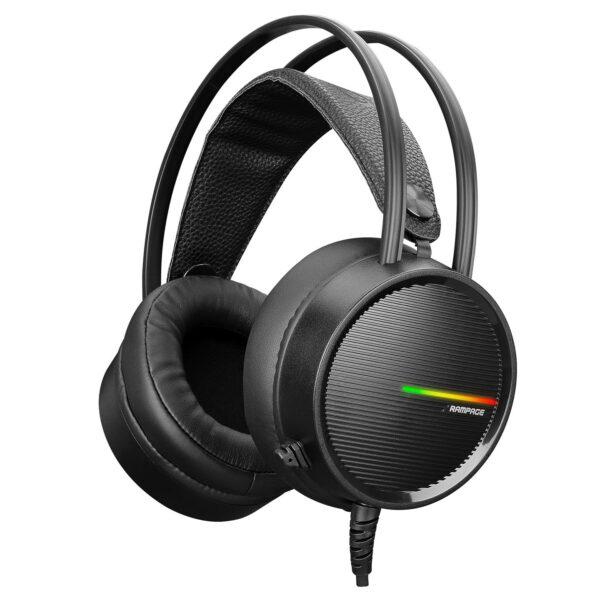 אוזנית גיימינג Rampage RM-K3 CASHE USB 7.1
