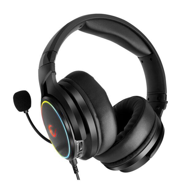 אוזניה גיימינג Rampage RM-K81 DELUXE Siyah 7.1 Bluetooth