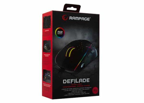 עכבר גיימינג Rampage SMX-R111 DEFILADE