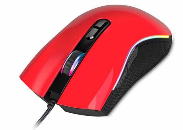 עכבר גיימינג Rampage SMX-R44 Red