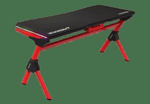 שולחן DAEDALUS M1 RGB רגלית אדומה