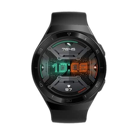 שעון חכם: HUAWEI Smart Watch GT 2e Black Hector-B19S שחור