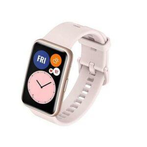 שעון חכם: HUAWEI Smart Watch GT FIT Pink Stia-B09 ורוד