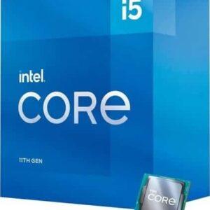 מעבד אינטל Intel Core i5-11400 Max Frq: 4.4Ghz Cores:6 / Threads:12