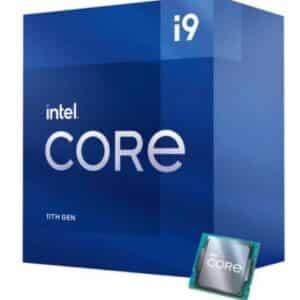 מעבד אינטל Intel Core i9-11900F Max Freq: 5.2Ghz Cores:8 / Threads:16