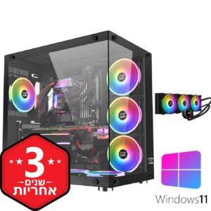 מחשב גיימינג intel i9, RTX 3080, 32GB, NVMe 1TB